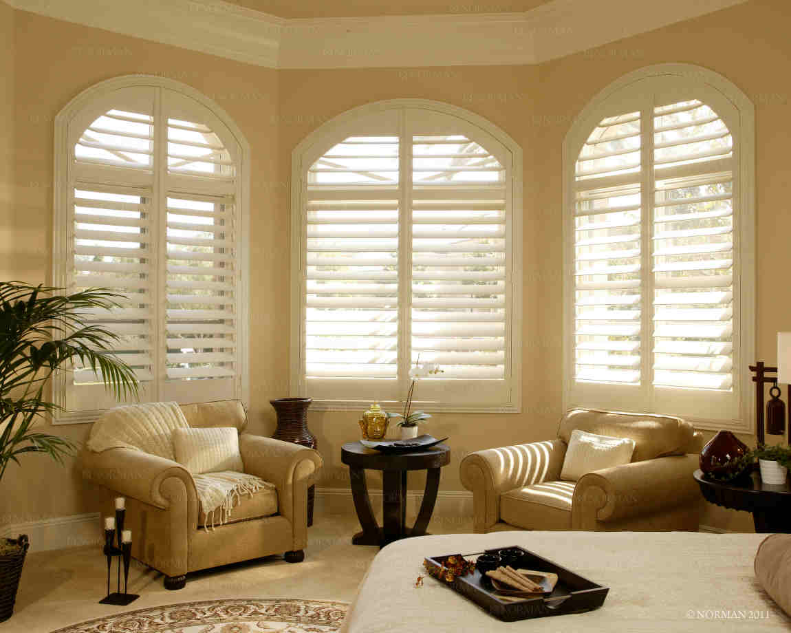 Window treatments on pinterest modern windows bay for What is a window treatment