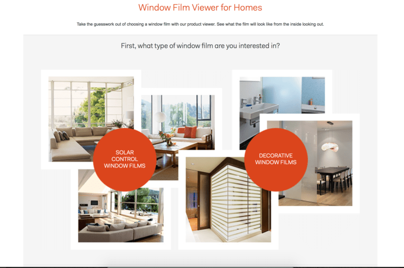 Check Out the Llumar Window Film Home Window Film Simulator