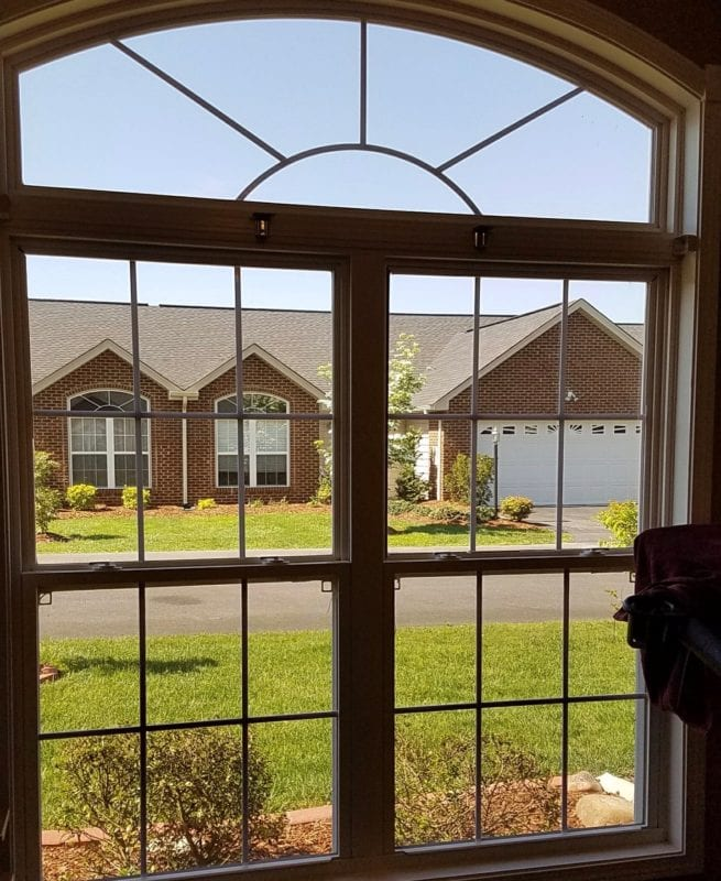 Home Window Film Improves Comfort & Preserves the View in Johnson City, TN