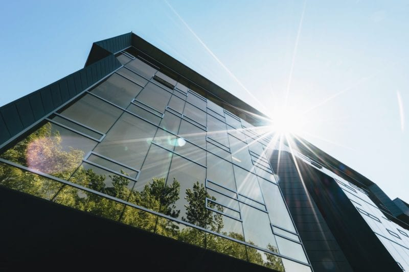 Reduce Operating Costs and Adopt Green Building Tech with Window Film - Serving Western North Carolina, Upstate South Carolina, and Eastern Tennessee