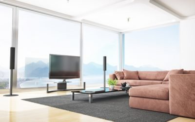Why Your Media Room Needs Shades