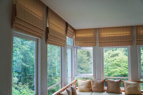 consider options for window treatments at your home
