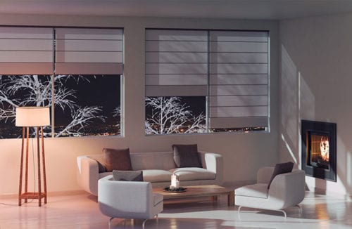window shades offer options that are light-filtering as well as darkening